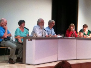 panel english grammar day
